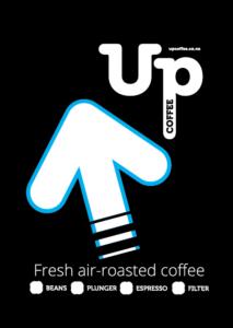 Coffee Fresh Air Roasted in store  Fair trade organic