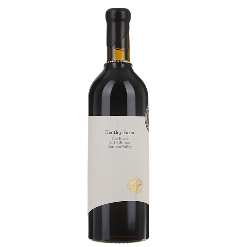 Hentley Farm The Beast Shiraz 2013 750ml