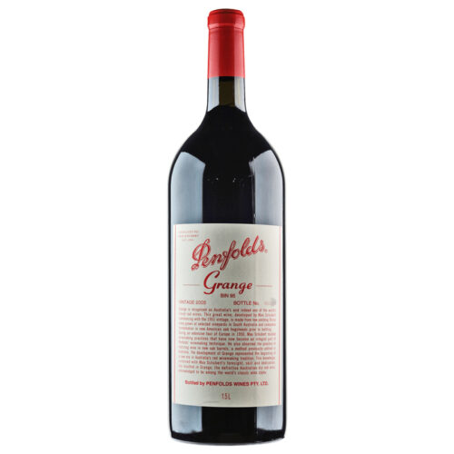 Penfolds Grange Shiraz 2005 1500ml
