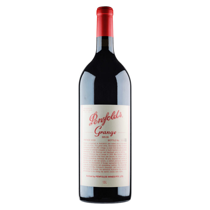 Penfolds Grange Shiraz 2006 1500ml