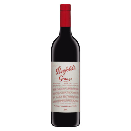 Penfolds Grange Shiraz 2007 750ml