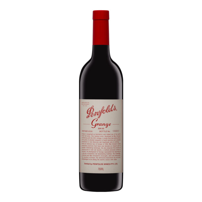 Penfolds Grange Shiraz 2008 750ml