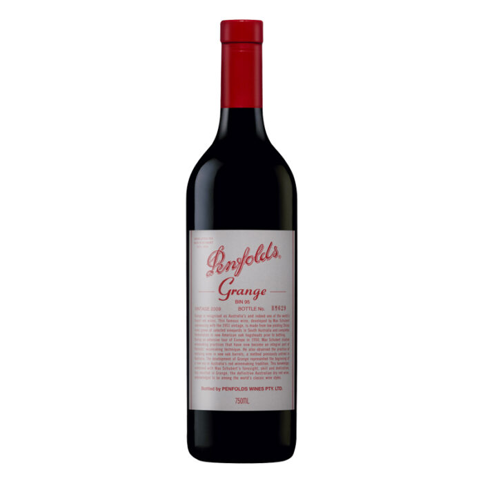Penfolds Grange Shiraz 2009 750ml