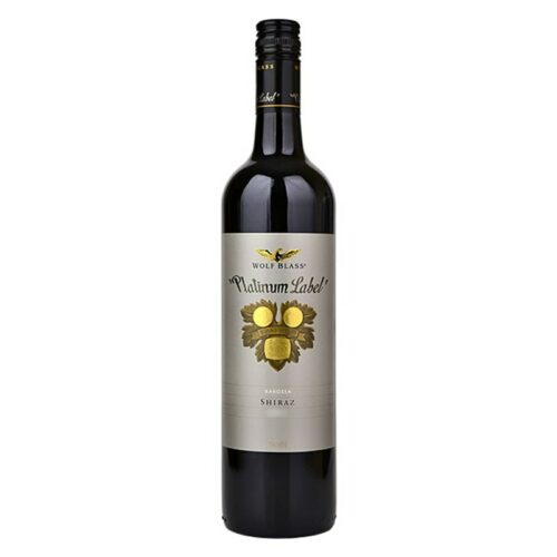 Wolf Blass Platinum Label Shiraz 2004 750ml