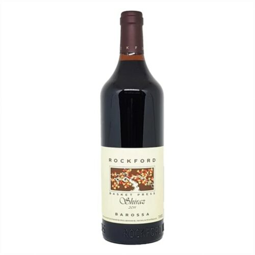 Rockford Basket Press Shiraz 2011 750ml
