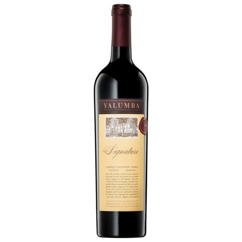 Yalumba The Signature Shiraz 2013 750ml